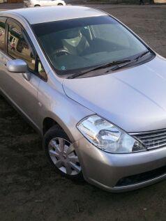 Nissan Tiida Latio 2007 года в Чите