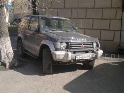 Mitsubishi Pajero 1992 года в Новокузнецке