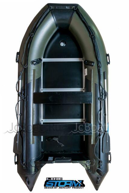 лодка ПВХ MERCURY Adventure Standart 400 (3-7м.) 2015 года