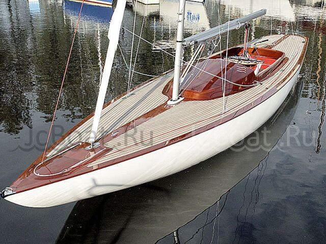 яхта парусная Дракон из красного дерева 2010 года