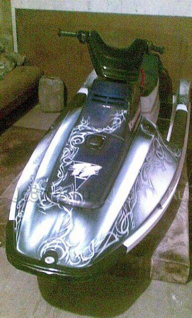водный мотоцикл KAWASAKI TS 1994 года