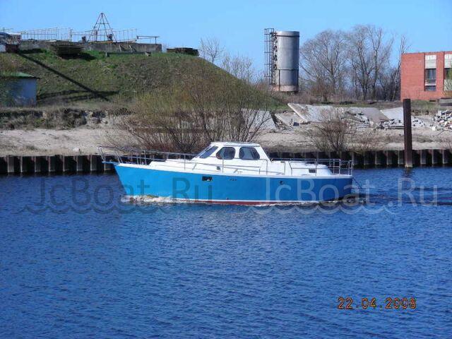яхта моторная CROSSBALTIC 30 2009 года