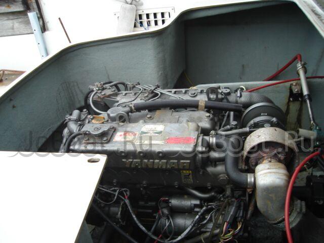 катер YANMAR EF20Z 1997 года