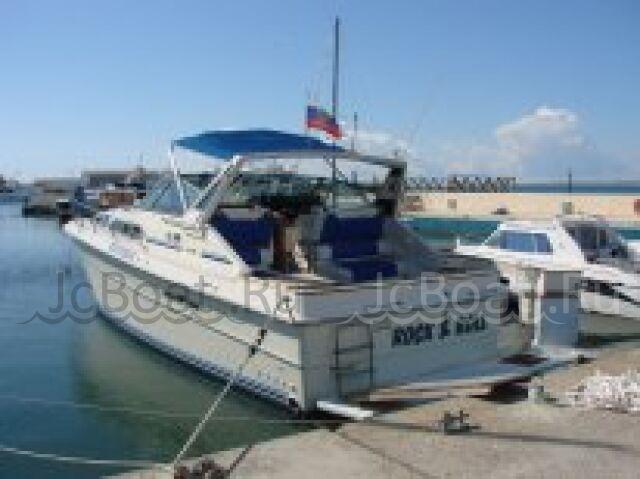 яхта моторная 1983 года