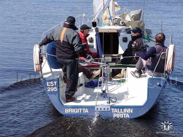 яхта парусная CROSS 31 2002 года