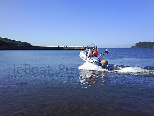 лодка пластиковая SUZUKI Всесезонная лодка-водник 2012 года