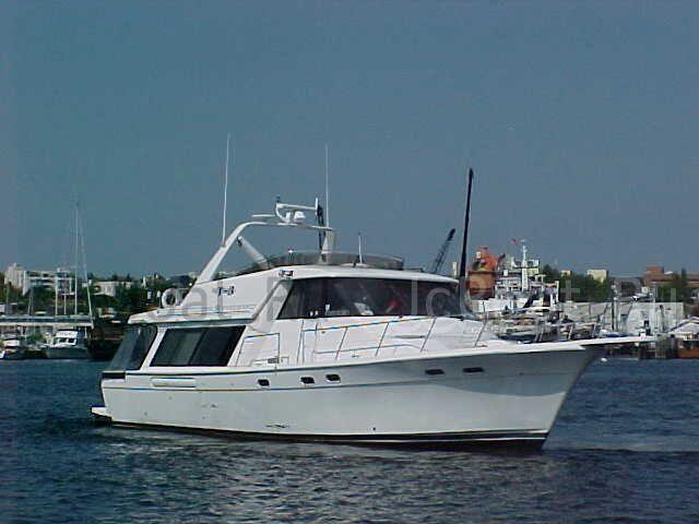 яхта парусная BAYLINER 1994 года