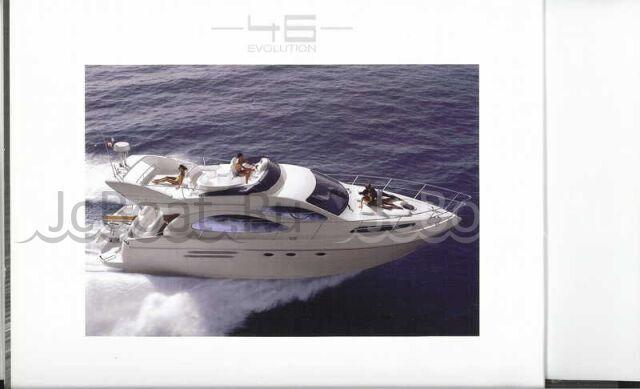 яхта парусная AZIMUT 2004 года