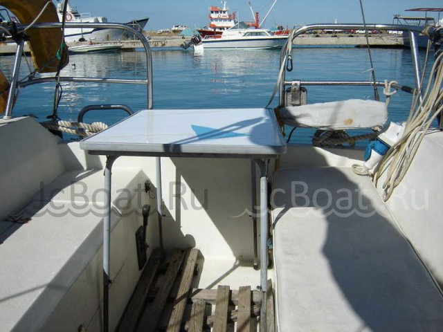 яхта парусная ЛИДЕР 1986 года
