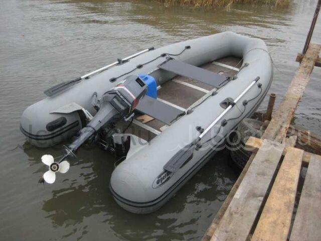 лодка резиновая YAMAHA Фрегат  2007 года