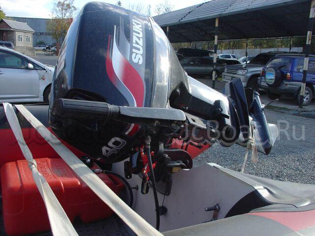 лодка пластиковая SUZUKI POSEIDON 490AR 2006 года