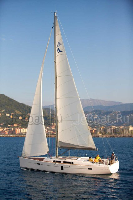 яхта парусная HANSE 445 2011 года