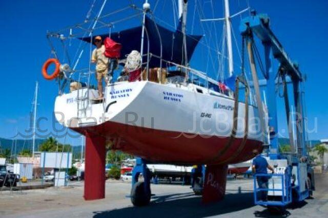 яхта парусная 2008 года
