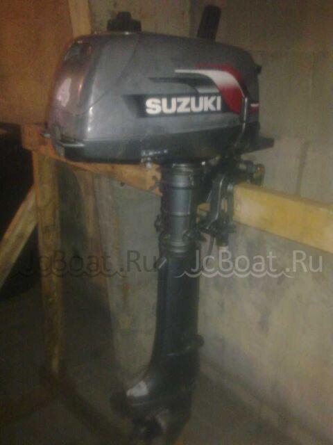 мотор подвесной SUZUKI 2002 года