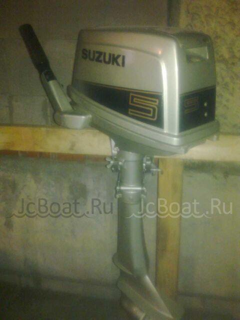 мотор подвесной SUZUKI 2000 года