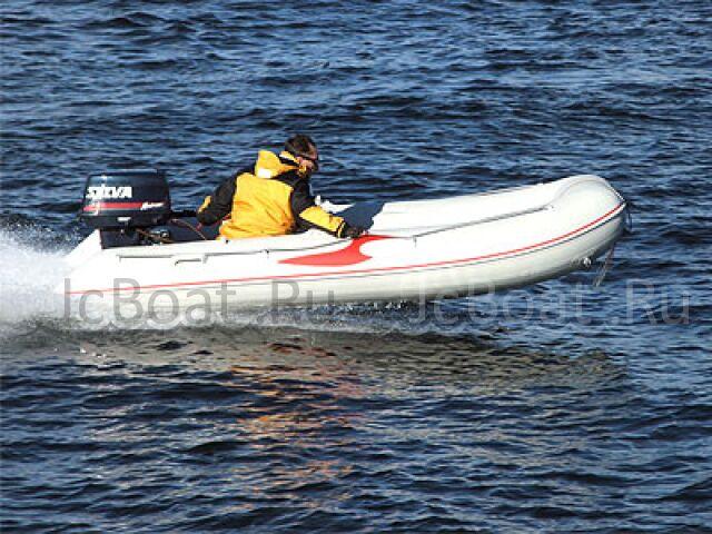 лодка пластиковая BAJA BOATS BAJER 2006 года