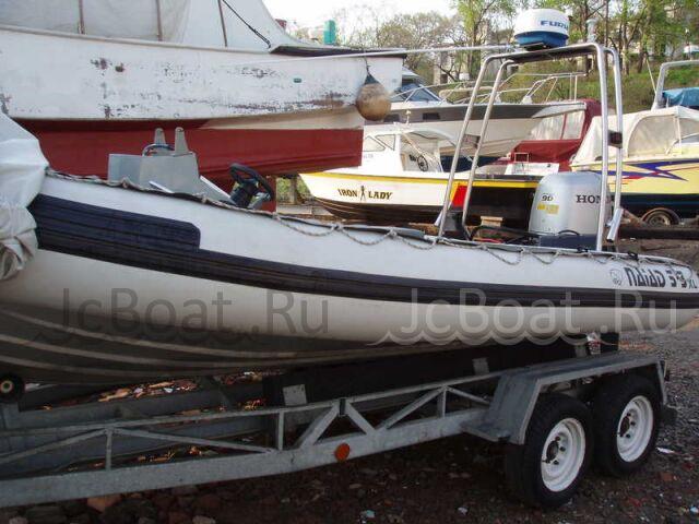 лодка пластиковая HONDA 2004 года