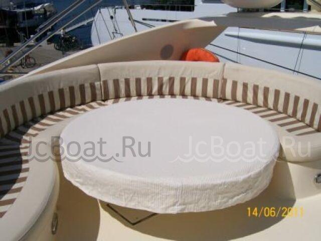 яхта моторная 2001 года