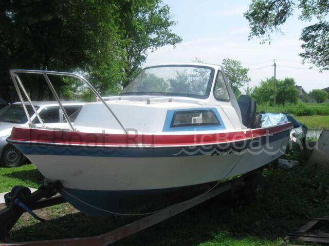 лодка пластиковая YAMAHA FISH 17 1993 года