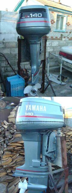 мотор подвесной YAMAHA 1997 года