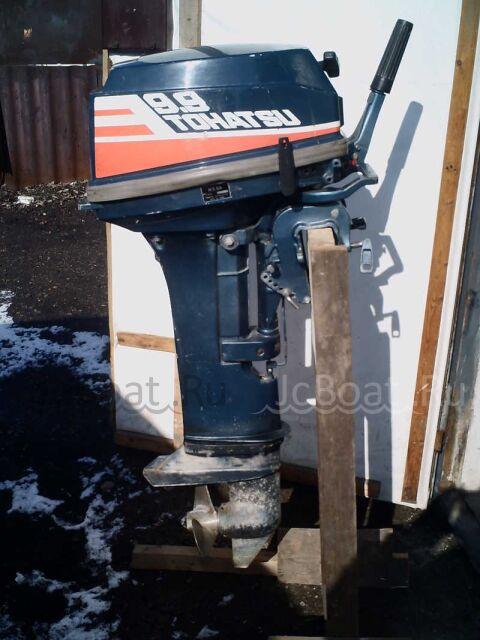 мотор подвесной TOHATSU М 9.9 А 1992 года