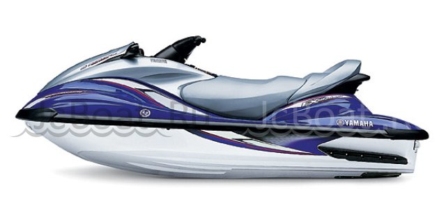 водный мотоцикл YAMAHA FX CRUISER HIGH OUTPUT 2003 года