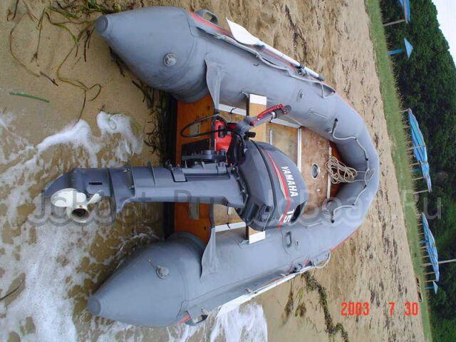 лодка пластиковая ACHILLES 1995 года