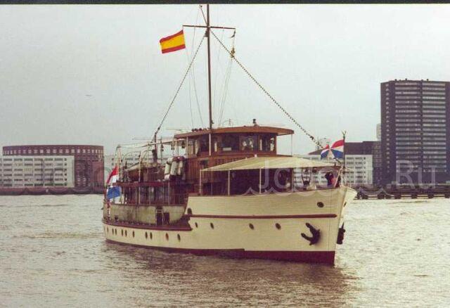 яхта парусная 1991 года