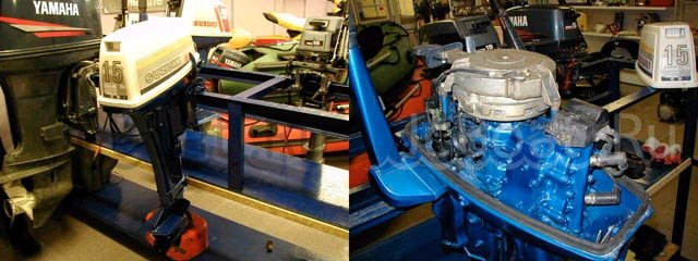мотор подвесной SUZUKI 15 1993 года