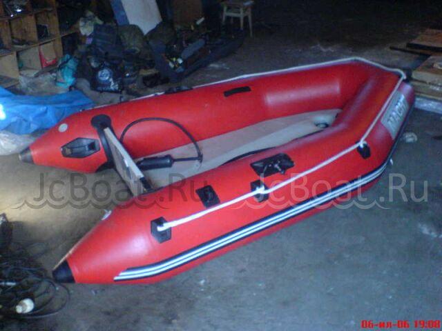 лодка пластиковая FORCE 2005 года