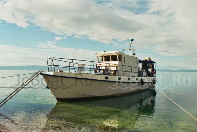 яхта моторная ЯРОСЛАВСКИЙ КАТЕР ZETOR 2006 года