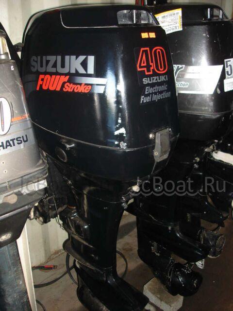 мотор подвесной SUZUKI DF-40 50 2005 года