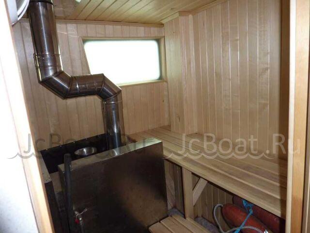 яхта моторная Индивидуальной постройки 2005 года