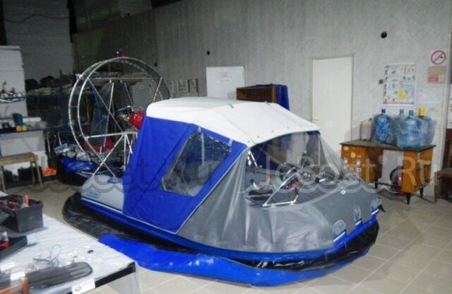 катер на воздушной подушке Свп Бриз 380 Hovercraft Breeze 2015 года