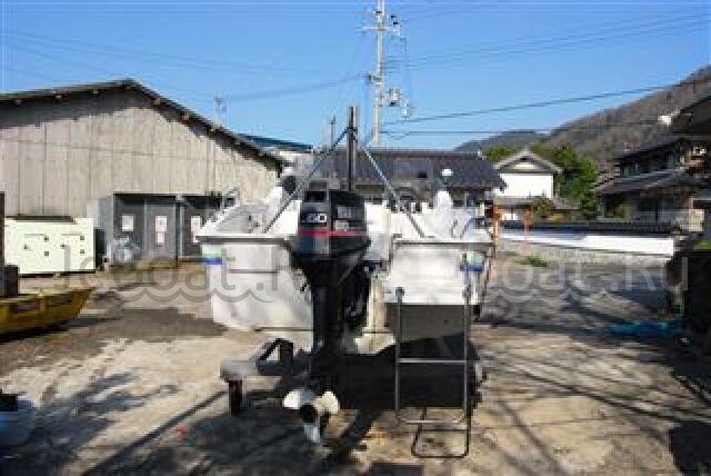 яхта моторная YAMAHA SRV20 1996 года