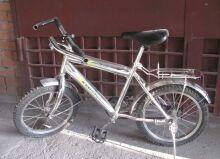 велосипед  RAINBOW