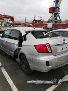 Subaru Impreza 2009 года во Владивостоке на запчасти