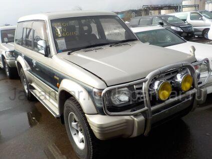 Mitsubishi Pajero 1993 года во Владивостоке на запчасти