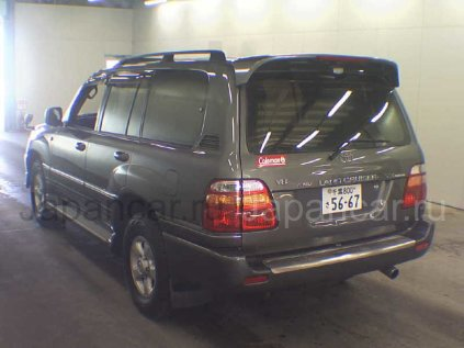 Toyota Land Cruiser 1998 года в Уссурийске на запчасти