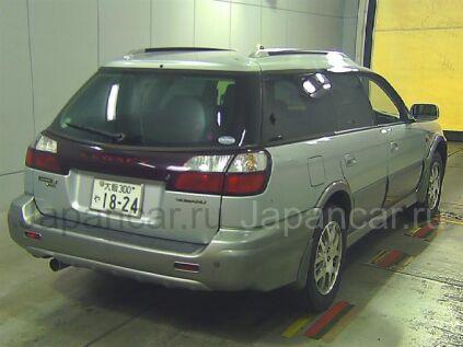 Subaru Legacy Lancaster 2002 года во Владивостоке на запчасти