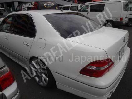Toyota Celsior 2002 года в Японии