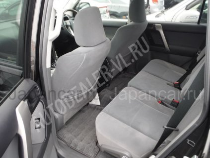 Toyota Land Cruiser Prado 2011 года в Японии