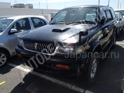 Mitsubishi Challenger 1999 года в Японии