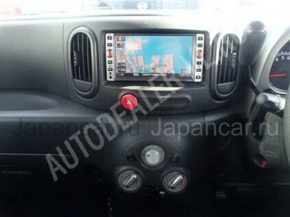 Nissan Cube 2014 года в Японии