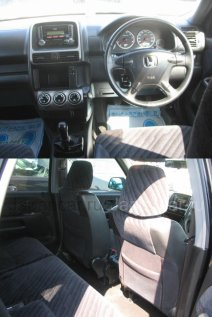 Honda CR-V 2002 года в Уссурийске