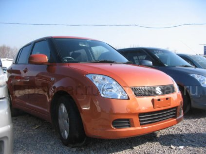 Suzuki Swift 2004 года в Уссурийске
