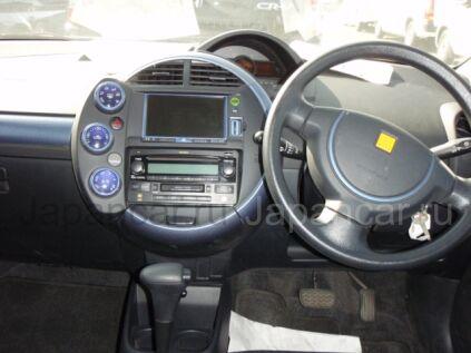 Toyota Will 2003 года во Владивостоке