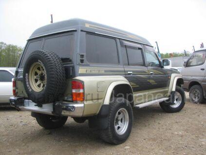 Nissan Safari 1995 года в Уссурийске
