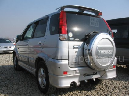 Daihatsu Terios 2002 года в Уссурийске