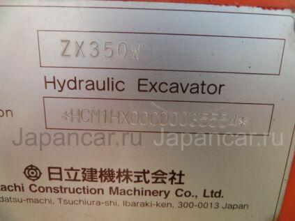 Экскаватор колесный Hitachi ZX350W 2006 года в Японии